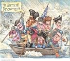 Matt Wuerker  Matt Wuerker's Editorial Cartoons 2010-02-23 Mitch McConnell