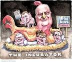 Cartoonist Matt Wuerker  Matt Wuerker's Editorial Cartoons 2010-03-04 Fox News