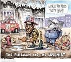 Cartoonist Matt Wuerker  Matt Wuerker's Editorial Cartoons 2010-03-17 cost