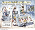 Cartoonist Matt Wuerker  Matt Wuerker's Editorial Cartoons 2010-03-22 energy