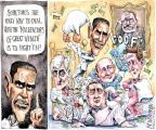 Cartoonist Matt Wuerker  Matt Wuerker's Editorial Cartoons 2010-04-26 Tim