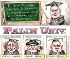 Cartoonist Matt Wuerker  Matt Wuerker's Editorial Cartoons 2010-05-06 McCain Palin