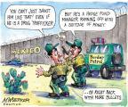 Cartoonist Matt Wuerker  Matt Wuerker's Editorial Cartoons 2010-06-21 bullet
