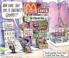 Cartoonist Matt Wuerker  Matt Wuerker's Editorial Cartoons 2010-08-17 ground