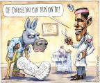 Matt Wuerker  Matt Wuerker's Editorial Cartoons 2010-10-04 2010 election