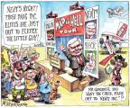 Cartoonist Matt Wuerker  Matt Wuerker's Editorial Cartoons 2010-10-19 Sarah