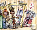 Cartoonist Matt Wuerker  Matt Wuerker's Editorial Cartoons 2010-11-03 2010