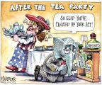 Cartoonist Matt Wuerker  Matt Wuerker's Editorial Cartoons 2011-01-06 pork-barrel