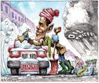 Cartoonist Matt Wuerker  Matt Wuerker's Editorial Cartoons 2011-02-03 cost