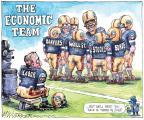 Cartoonist Matt Wuerker  Matt Wuerker's Editorial Cartoons 2011-02-07 2012 election economy