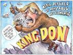 Cartoonist Matt Wuerker  Matt Wuerker's Editorial Cartoons 2011-04-21 business media