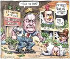 Cartoonist Matt Wuerker  Matt Wuerker's Editorial Cartoons 2011-05-26 fox
