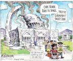 Cartoonist Matt Wuerker  Matt Wuerker's Editorial Cartoons 2011-08-05 Congress