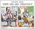 Cartoonist Matt Wuerker  Matt Wuerker's Editorial Cartoons 2011-09-15 education