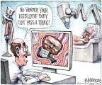 Cartoonist Matt Wuerker  Matt Wuerker's Editorial Cartoons 2011-11-23 pledge