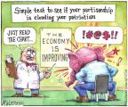 Cartoonist Matt Wuerker  Matt Wuerker's Editorial Cartoons 2012-02-06 2012 election economy