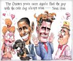 Cartoonist Matt Wuerker  Matt Wuerker's Editorial Cartoons 2012-02-28 2012 primary