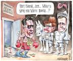 Cartoonist Matt Wuerker  Matt Wuerker's Editorial Cartoons 2012-03-02 Sarah