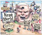 Cartoonist Matt Wuerker  Matt Wuerker's Editorial Cartoons 2012-03-21 $2.50