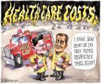 Cartoonist Matt Wuerker  Matt Wuerker's Editorial Cartoons 2012-07-13 health care repeal