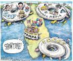 Matt Wuerker  Matt Wuerker's Editorial Cartoons 2012-08-27 2012 political convention