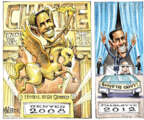 Cartoonist Matt Wuerker  Matt Wuerker's Editorial Cartoons 2012-09-04 2012 election