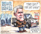 Cartoonist Matt Wuerker  Matt Wuerker's Editorial Cartoons 2012-09-24 2012 election