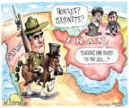 Cartoonist Matt Wuerker  Matt Wuerker's Editorial Cartoons 2012-10-24 2012 election