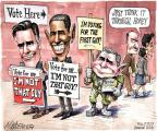 Cartoonist Matt Wuerker  Matt Wuerker's Editorial Cartoons 2012-11-06 2012 election