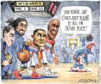 Cartoonist Matt Wuerker  Matt Wuerker's Editorial Cartoons 2012-12-03 sport