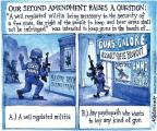 Cartoonist Matt Wuerker  Matt Wuerker's Editorial Cartoons 2012-12-17 elementary school