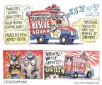 Cartoonist Matt Wuerker  Matt Wuerker's Editorial Cartoons 2013-04-30 food bank