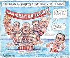 Cartoonist Matt Wuerker  Matt Wuerker's Editorial Cartoons 2013-06-19 John McCain