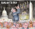 Cartoonist Matt Wuerker  Matt Wuerker's Editorial Cartoons 2013-07-09 legislation