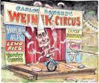 Cartoonist Matt Wuerker  Matt Wuerker's Editorial Cartoons 2013-07-25 2013