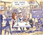 Cartoonist Matt Wuerker  Matt Wuerker's Editorial Cartoons 2013-08-01 2014