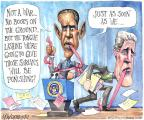 Cartoonist Matt Wuerker  Matt Wuerker's Editorial Cartoons 2013-09-11 ground