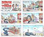 Cartoonist Matt Wuerker  Matt Wuerker's Editorial Cartoons 2013-09-24 little
