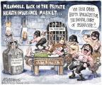 Cartoonist Matt Wuerker  Matt Wuerker's Editorial Cartoons 2013-11-12 cost