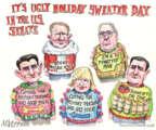 Matt Wuerker  Matt Wuerker's Editorial Cartoons 2013-12-20 Mitch McConnell