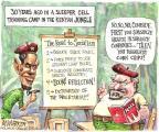 Cartoonist Matt Wuerker  Matt Wuerker's Editorial Cartoons 2014-02-11 company