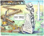 Cartoonist Matt Wuerker  Matt Wuerker's Editorial Cartoons 2014-02-19 rise