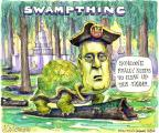 Cartoonist Matt Wuerker  Matt Wuerker's Editorial Cartoons 2014-02-25 2014 election