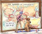 Cartoonist Matt Wuerker  Matt Wuerker's Editorial Cartoons 2014-03-05 Russia