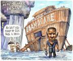 Cartoonist Matt Wuerker  Matt Wuerker's Editorial Cartoons 2014-04-01 cost