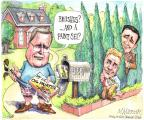 Matt Wuerker  Matt Wuerker's Editorial Cartoons 2014-04-09 2016 election Jeb Bush