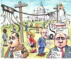 Cartoonist Matt Wuerker  Matt Wuerker's Editorial Cartoons 2014-04-18 company
