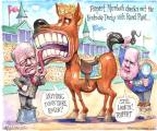 Cartoonist Matt Wuerker  Matt Wuerker's Editorial Cartoons 2014-05-06 Rupert Murdoch