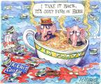 Cartoonist Matt Wuerker  Matt Wuerker's Editorial Cartoons 2014-06-17 2014