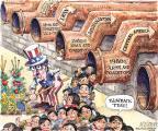 Matt Wuerker  Matt Wuerker's Editorial Cartoons 2014-07-09 1980s
